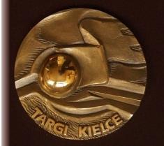 Złoty medal dla Odlewni Elzamech na XVII Międzynarodowych Targach Technologii dla Odlewnictwa za odlew piasty wirnika produkowanej dla eletrowni wiatrowych